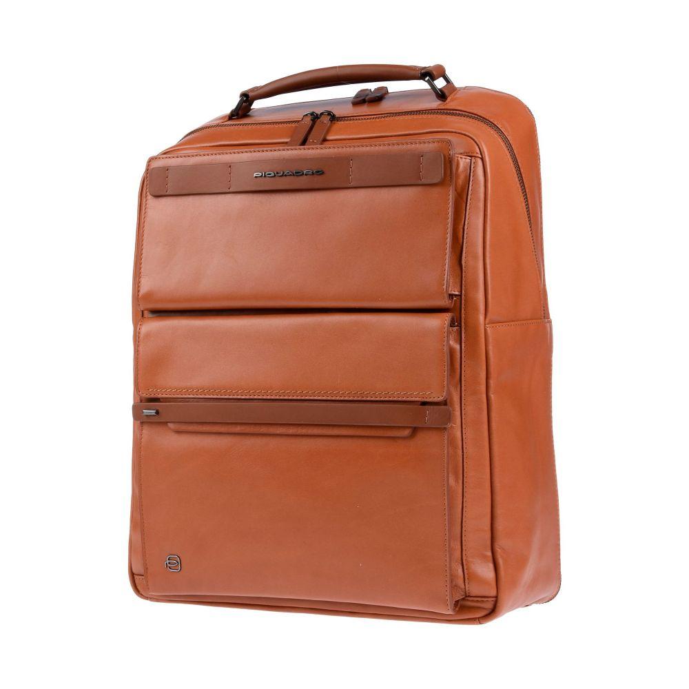 ピクアドロ PIQUADRO メンズ バッグ 【backpack & fanny pack】Camel
