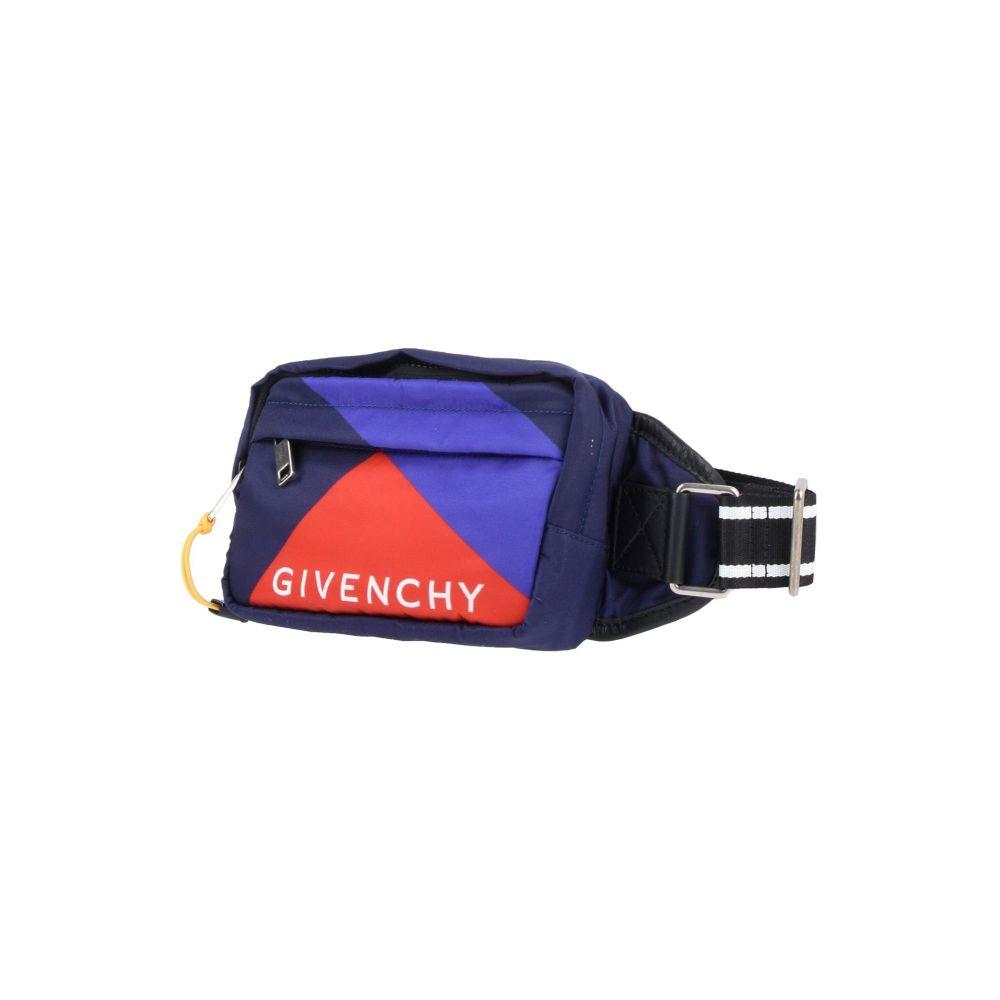 ジバンシー GIVENCHY メンズ バッグ 【backpack & fanny pack】Blue