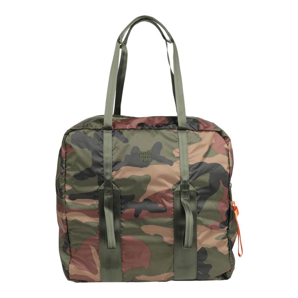 ハーシェル サプライ HERSCHEL SUPPLY CO. メンズ ビジネスバッグ・ブリーフケース バッグ【work bag】Military green