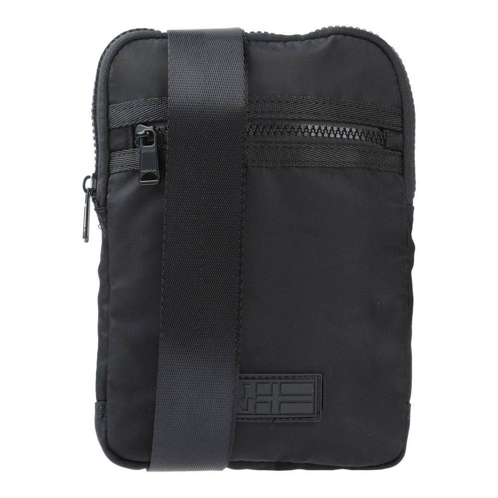 ナパピリ NAPAPIJRI メンズ ショルダーバッグ バッグ【cross-body bags】Black
