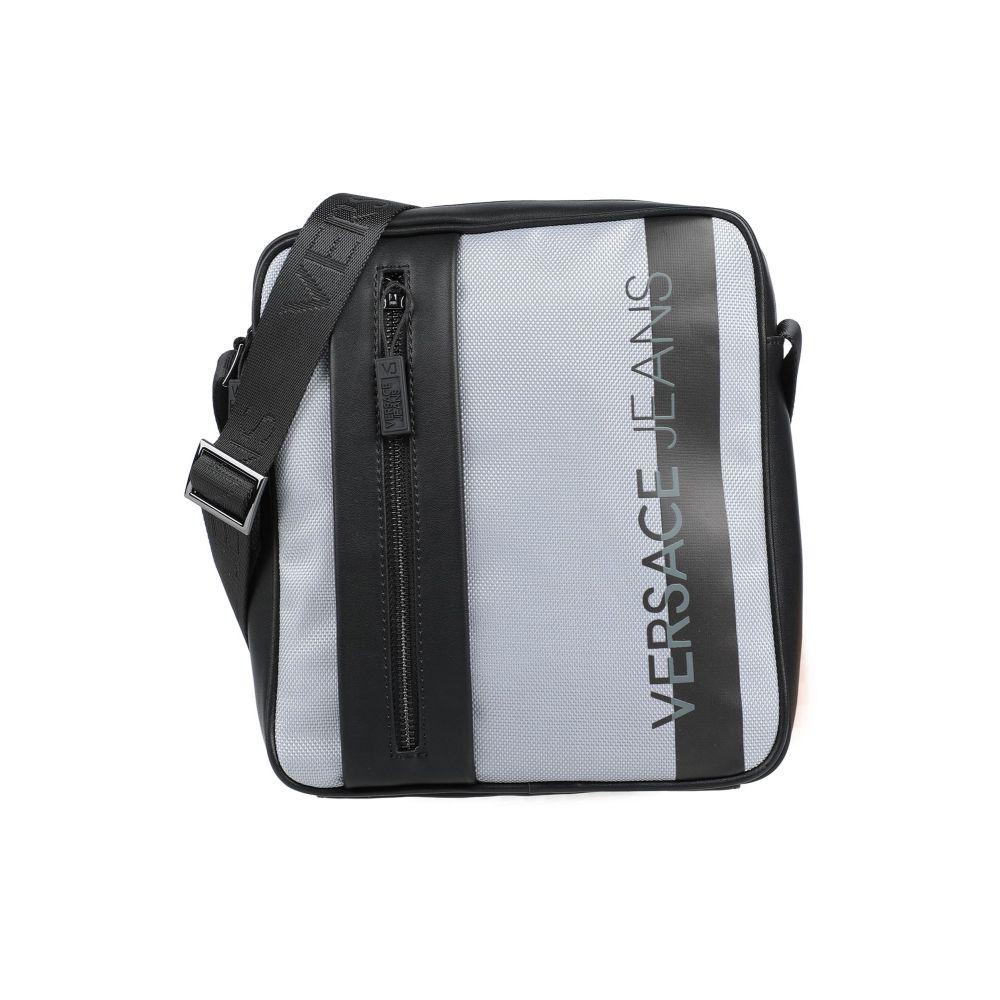 ヴェルサーチ VERSACE JEANS メンズ ショルダーバッグ バッグ【cross-body bags】Grey