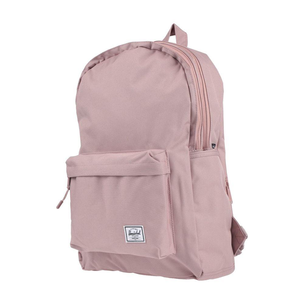 ハーシェル サプライ HERSCHEL SUPPLY CO. メンズ バッグ 【backpack & fanny pack】Pastel pink