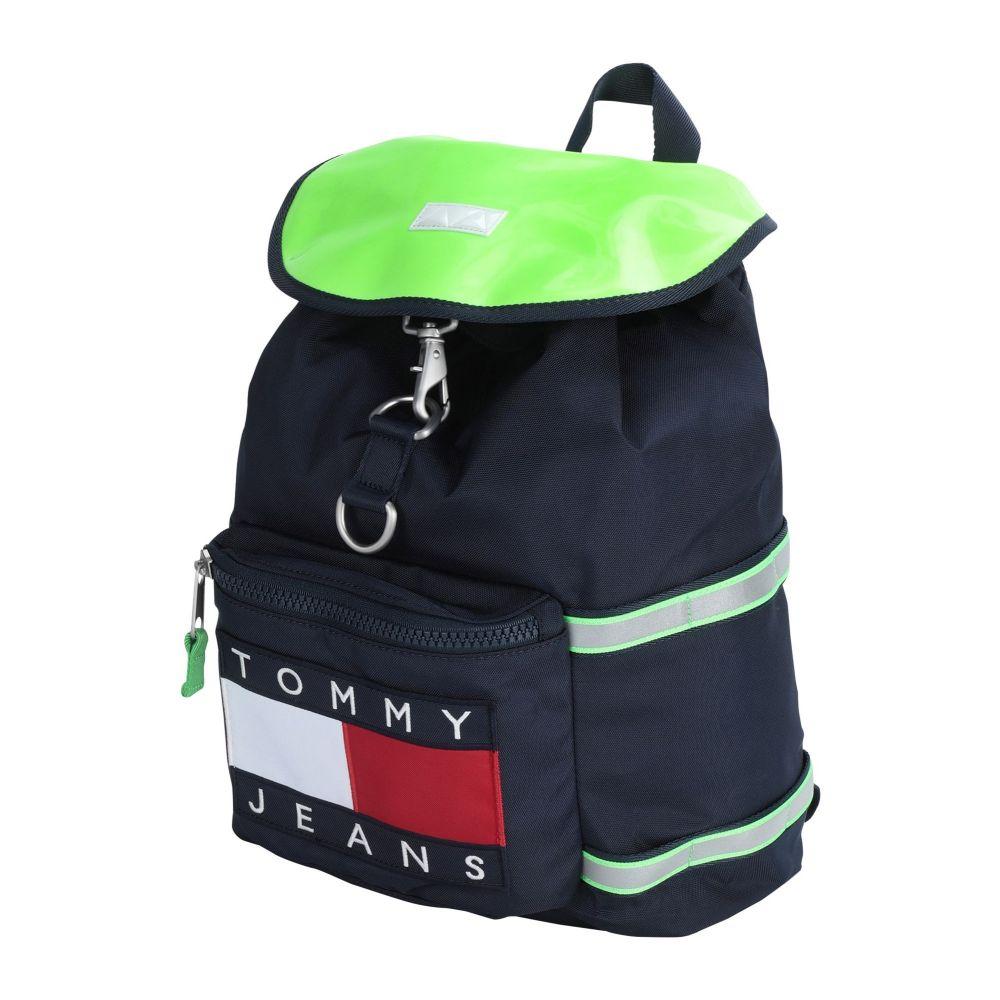 トミー ジーンズ TOMMY JEANS メンズ バッグ 【tjm heritage backpack】Dark blue