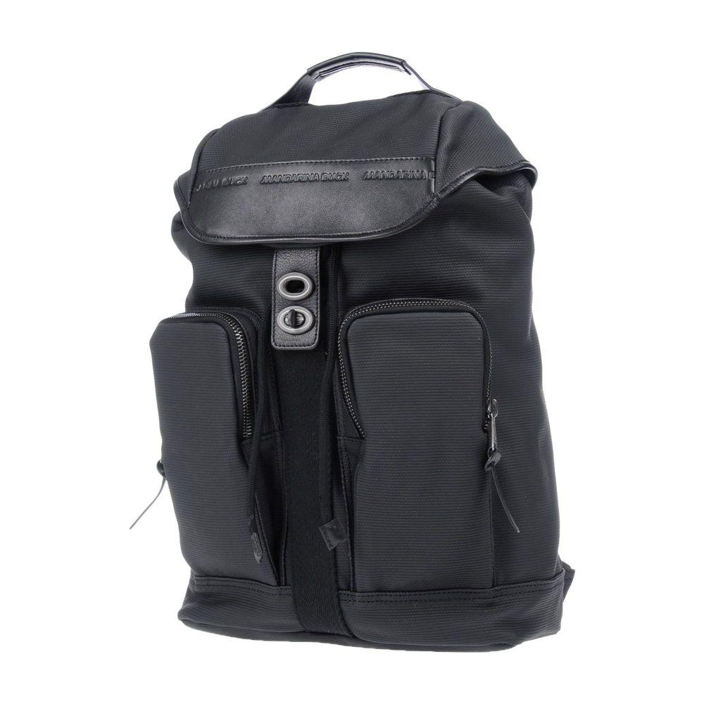 マンダリナ ダック MANDARINA DUCK メンズ バッグ 【backpack & fanny pack】Ivory