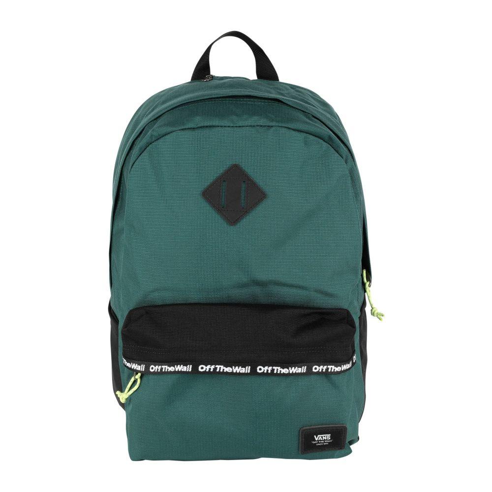 ヴァンズ VANS メンズ バックパック・リュック バッグ【mn old skool plus ii backpack】Dark green