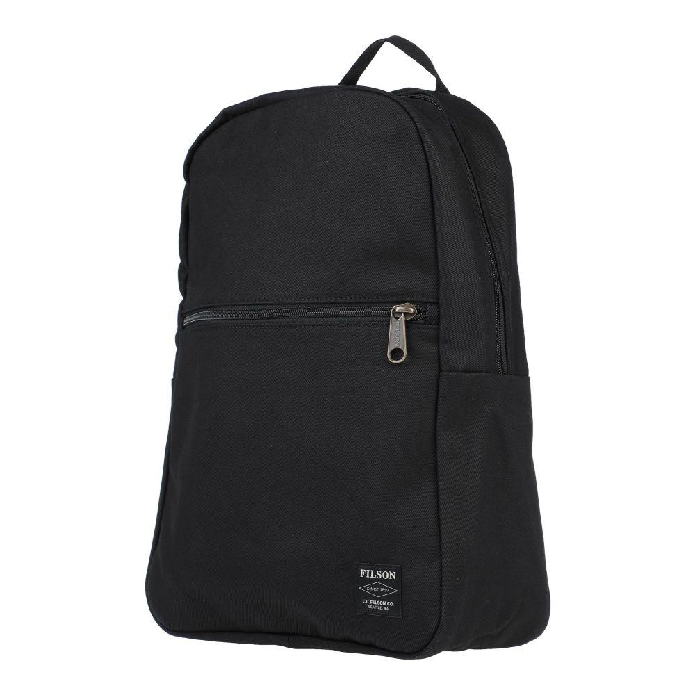 フィルソン FILSON メンズ バッグ 【backpack & fanny pack】Black