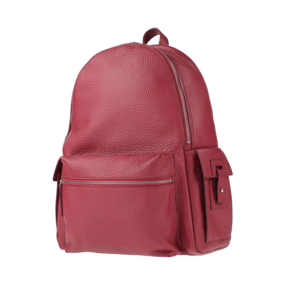 オルチアーニ ORCIANI メンズ バッグ 【backpack & fanny pack】Maroon