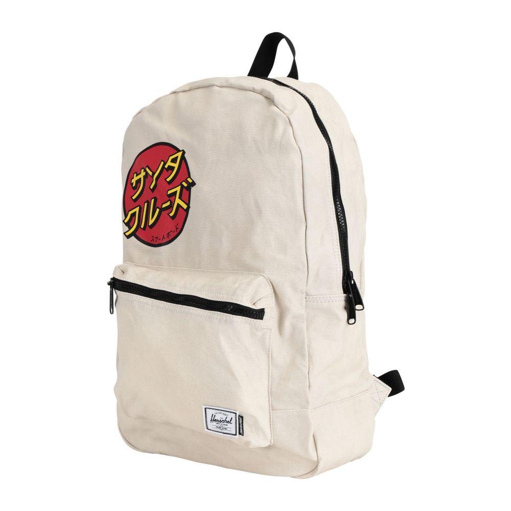 ハーシェル サプライ HERSCHEL SUPPLY CO. メンズ バックパック・リュック バッグ【daypack】Ivory