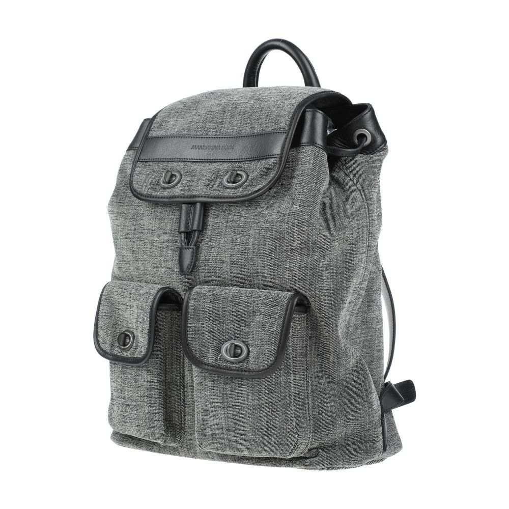 マンダリナ ダック MANDARINA DUCK メンズ バッグ 【backpack & fanny pack】Black