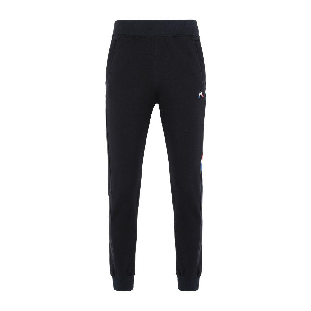 ルコックスポルティフ LE COQ SPORTIF メンズ フィットネス・トレーニング ボトムス・パンツ【tri pant regular n1 m】Black