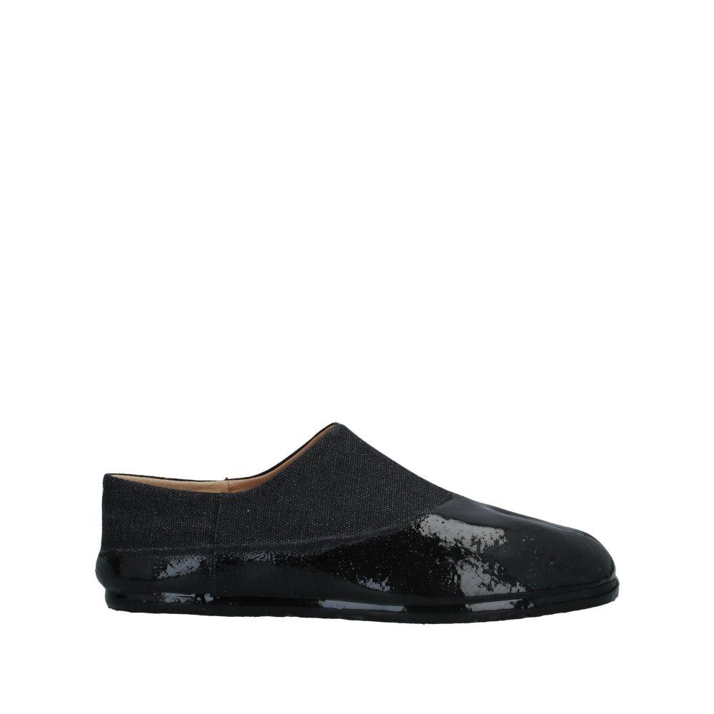 メゾン マルジェラ MAISON MARGIELA メンズ ローファー シューズ・靴【loafers】Black
