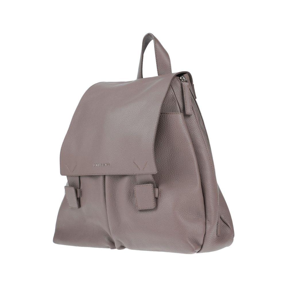オルチアーニ ORCIANI メンズ バッグ 【backpack & fanny pack】Dove grey