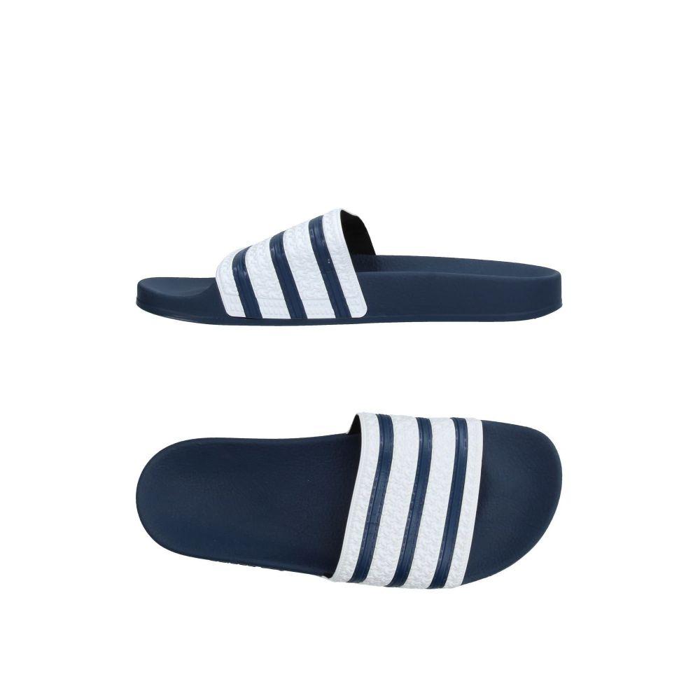 アディダス ADIDAS ORIGINALS メンズ サンダル シューズ・靴【sandals】Dark blue
