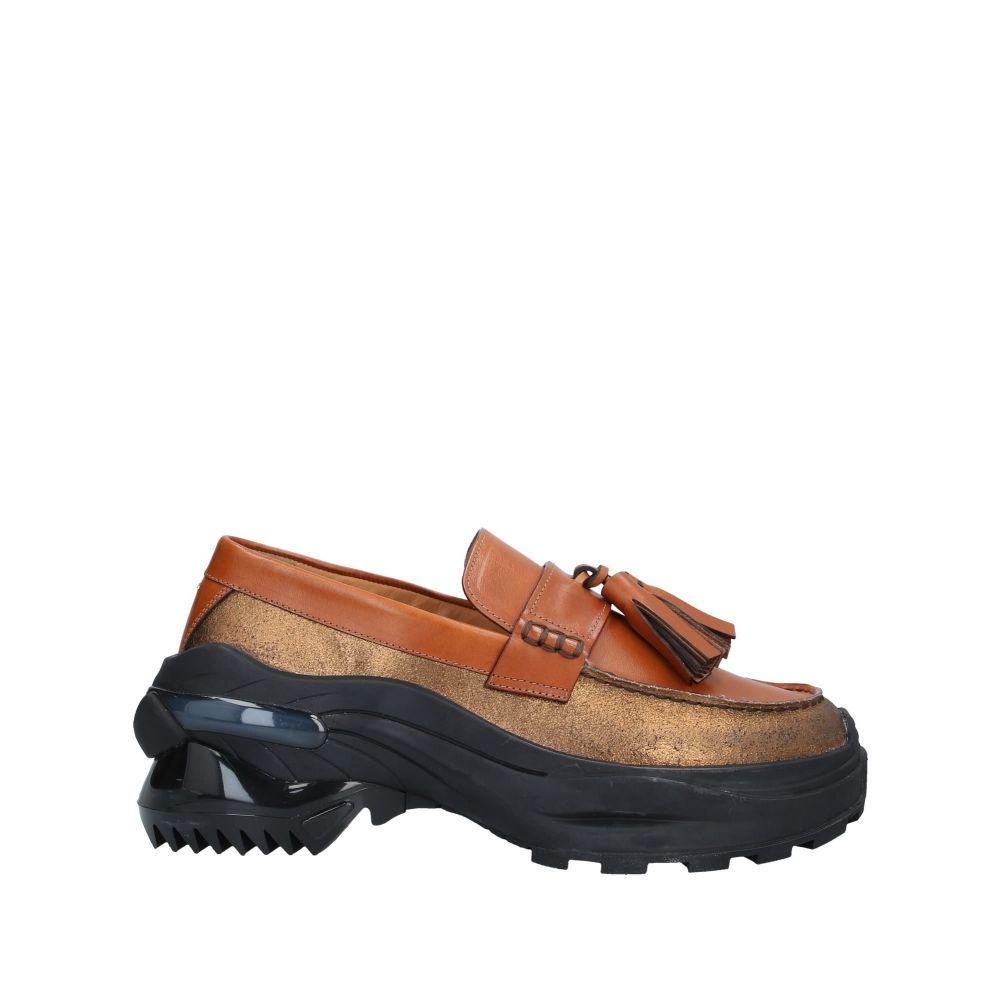メゾン マルジェラ MAISON MARGIELA メンズ ローファー シューズ・靴【loafers】Tan