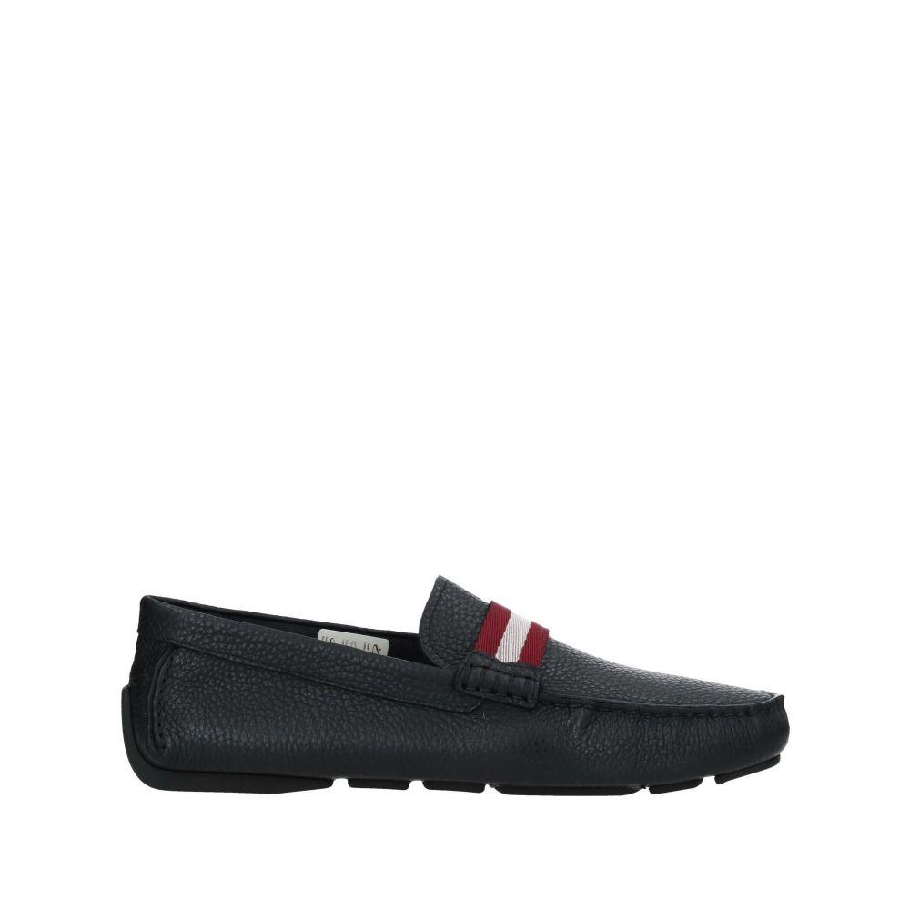 バリー BALLY メンズ ローファー シューズ・靴【loafers】Black