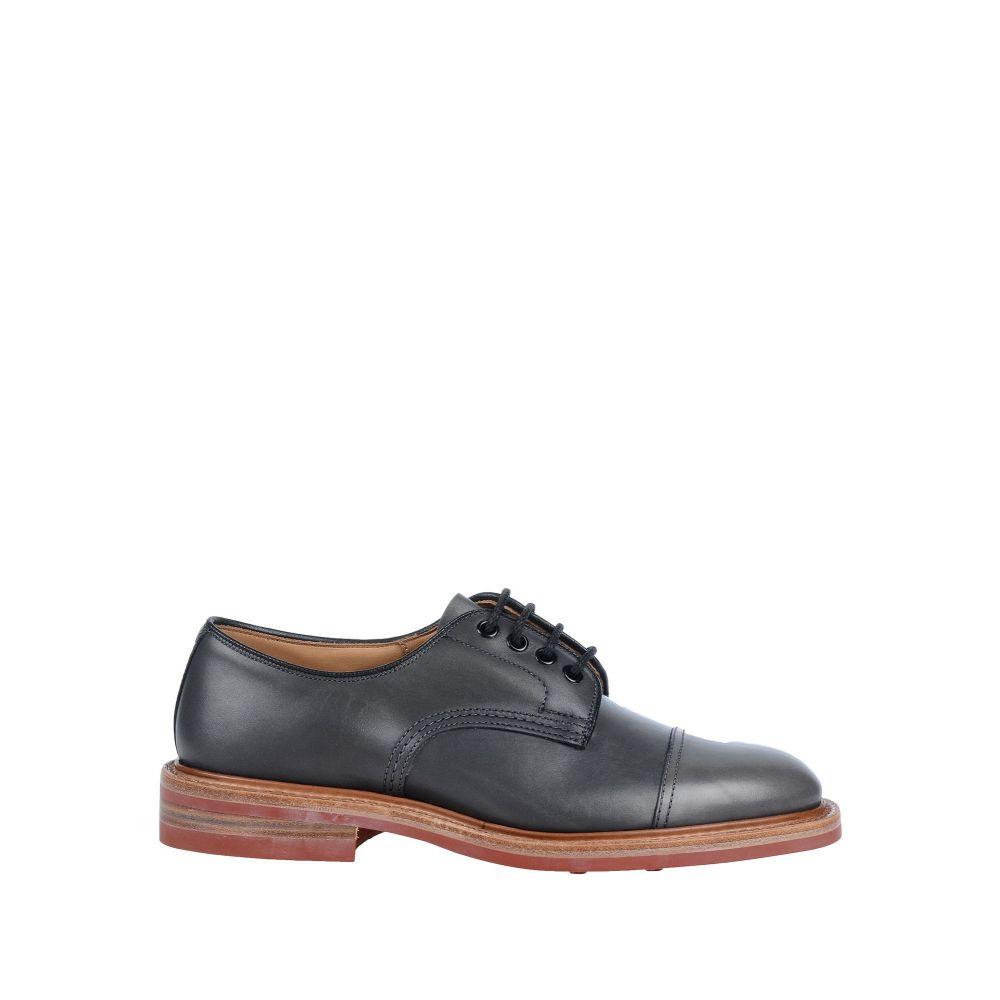 トリッカーズ TRICKER'S メンズ シューズ・靴 【laced shoes】Lead