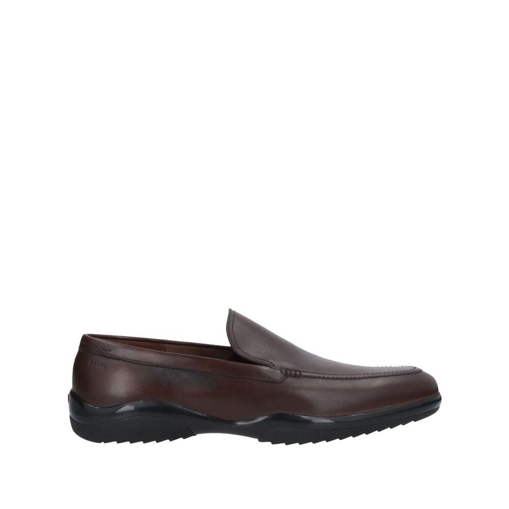 バリー BALLY メンズ ローファー シューズ・靴【loafers】Dark brown