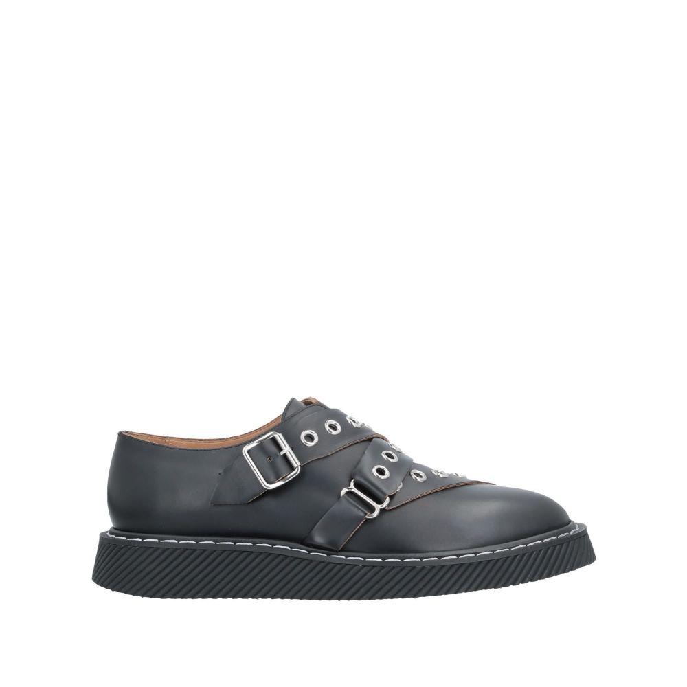 ジル サンダー メンズ シューズ・靴 ローファー Black 【サイズ交換無料】 ジル サンダー JIL SANDER メンズ ローファー シューズ・靴【loafers】Black