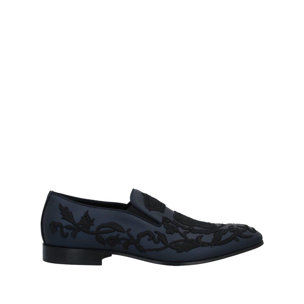 ジョバンニ コンティ メンズ シューズ・靴 ローファー Dark blue 【サイズ交換無料】 ジョバンニ コンティ GIOVANNI CONTI メンズ ローファー シューズ・靴【loafers】Dark blue