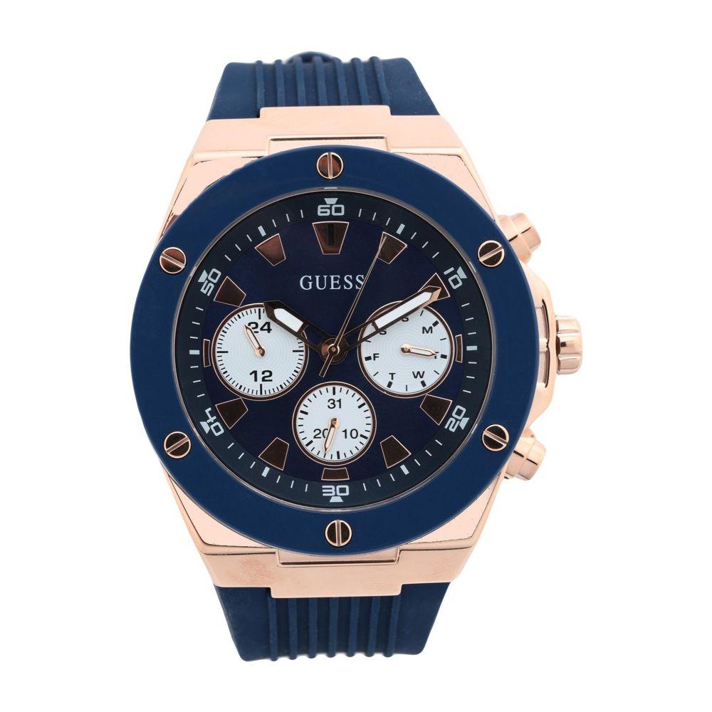 ゲス GUESS メンズ 腕時計 【sport wrist watch】Blue