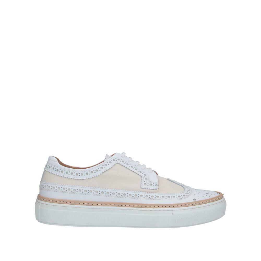 パントフォラ ドーロ PANTOFOLA D'ORO メンズ シューズ・靴 【laced shoes】Dove grey