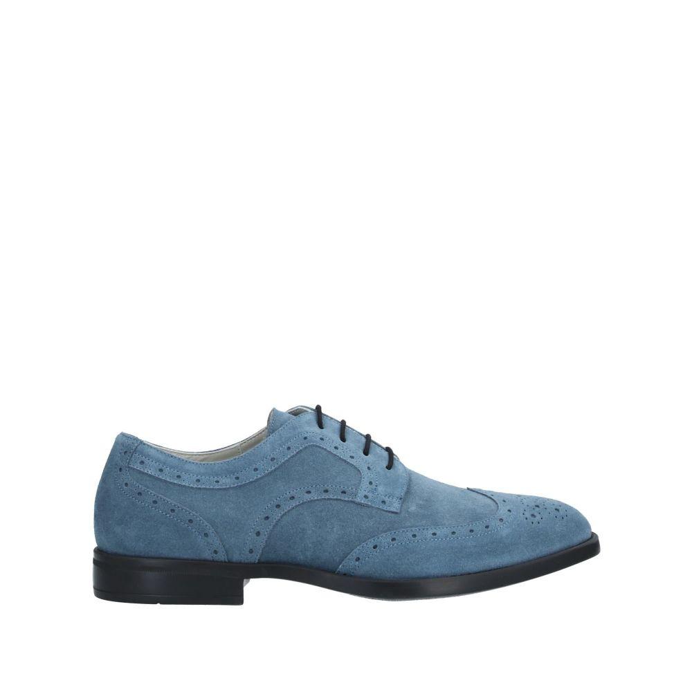アルドブルエ ALDO BRUE メンズ シューズ・靴 【laced shoes】Slate blue