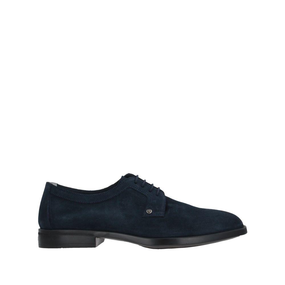 アルドブルエ ALDO BRUE メンズ シューズ・靴 【laced shoes】Dark blue