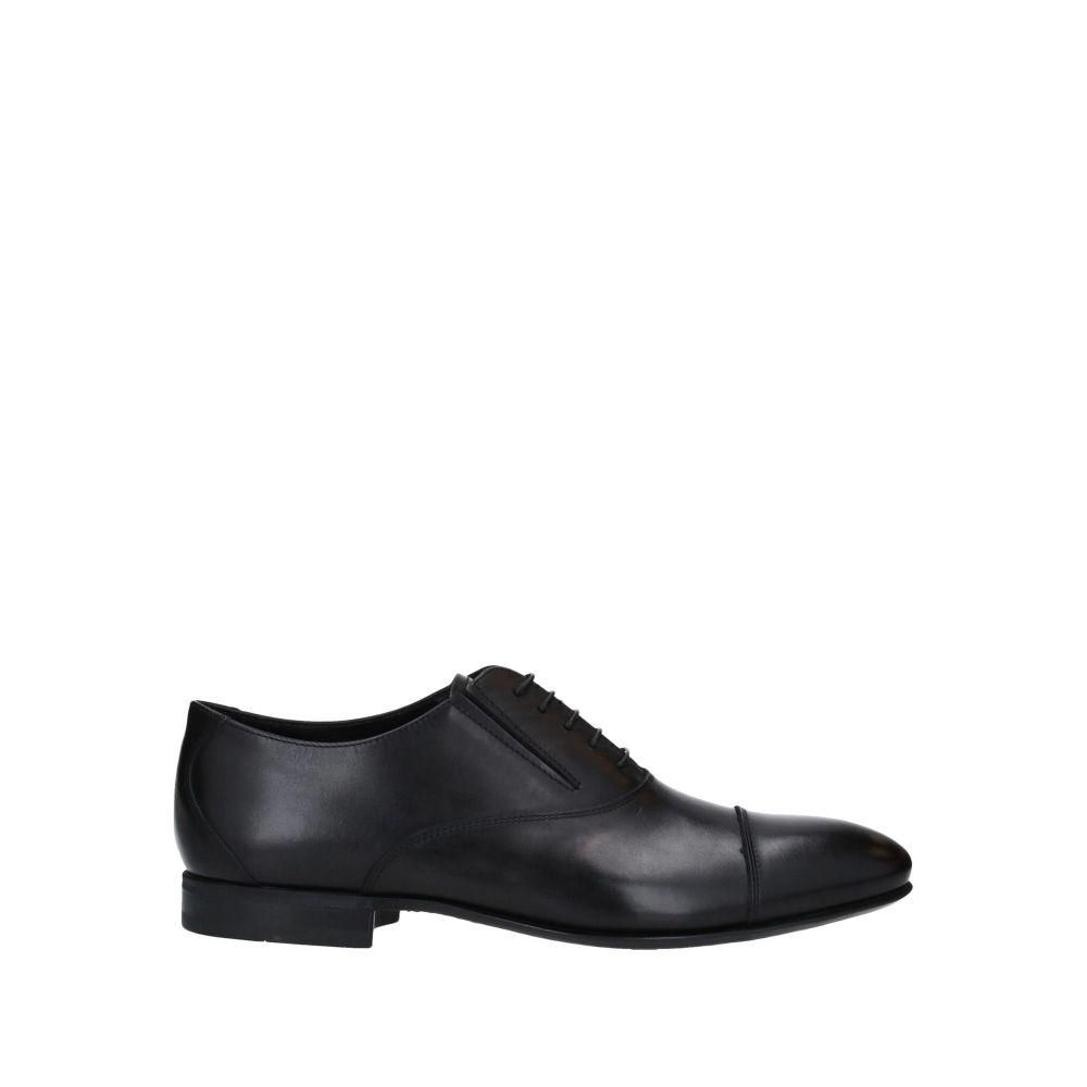 ファビ FABI メンズ シューズ・靴 【laced shoes】Black