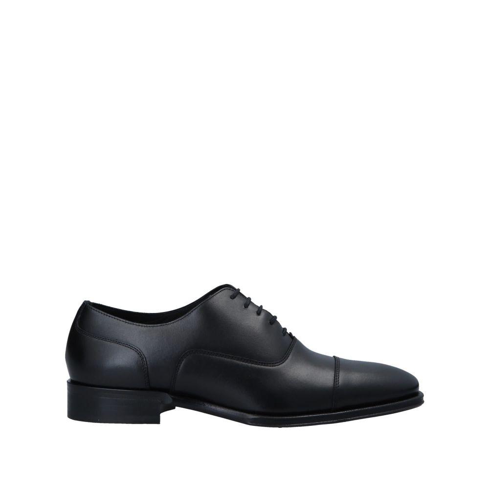 ディースクエアード DSQUARED2 メンズ シューズ・靴 【laced shoes】Black