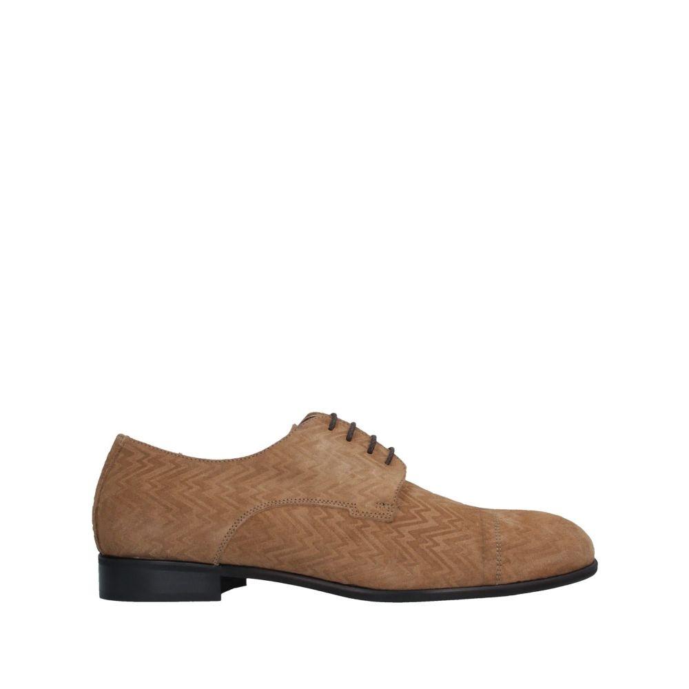 ブルーノ マリ BRUNO MAGLI メンズ シューズ・靴 【laced shoes】Camel