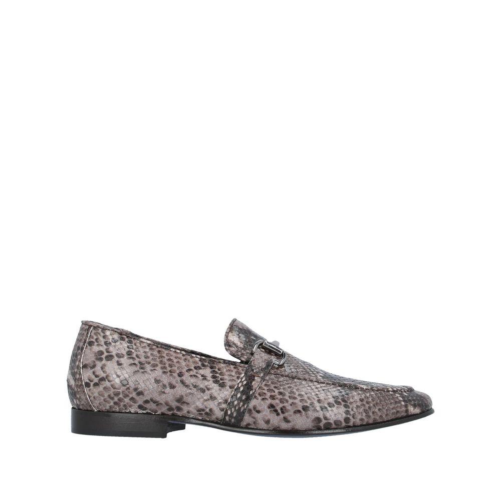 ジョバンニ コンティ メンズ シューズ・靴 ローファー Grey 【サイズ交換無料】 ジョバンニ コンティ GIOVANNI CONTI メンズ ローファー シューズ・靴【loafers】Grey