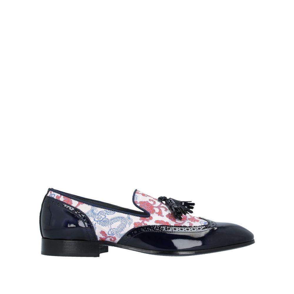 ジョバンニ コンティ GIOVANNI CONTI メンズ ローファー シューズ・靴【loafers】Dark blue
