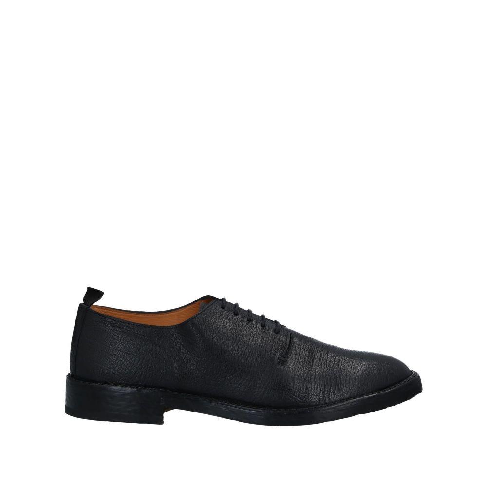 バラクーダ BARRACUDA メンズ シューズ・靴 【laced shoes】Black
