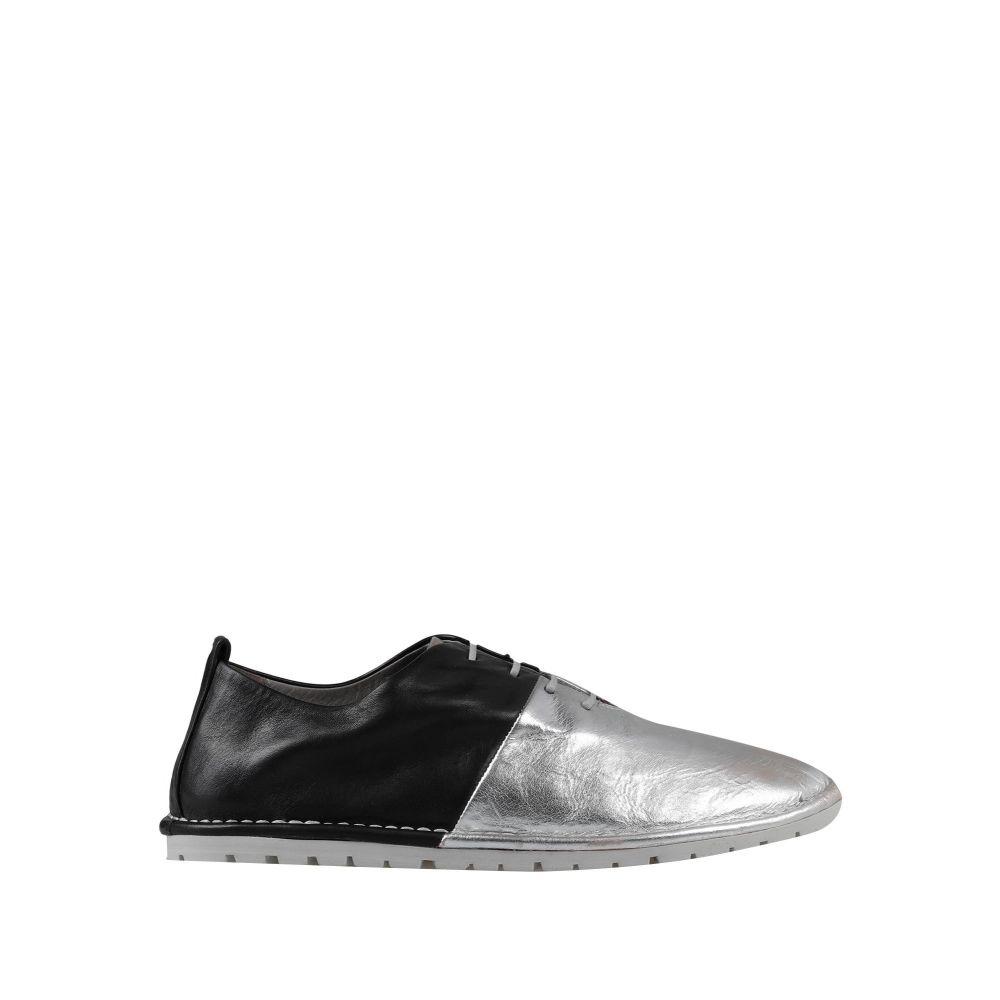 マルセル MARSELL メンズ シューズ・靴 【laced shoes】Silver