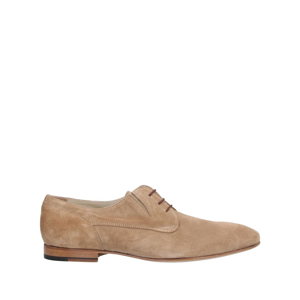 ジャンフランコ ラッタンツィ GIANFRANCO LATTANZI メンズ シューズ・靴 【laced shoes】Sand