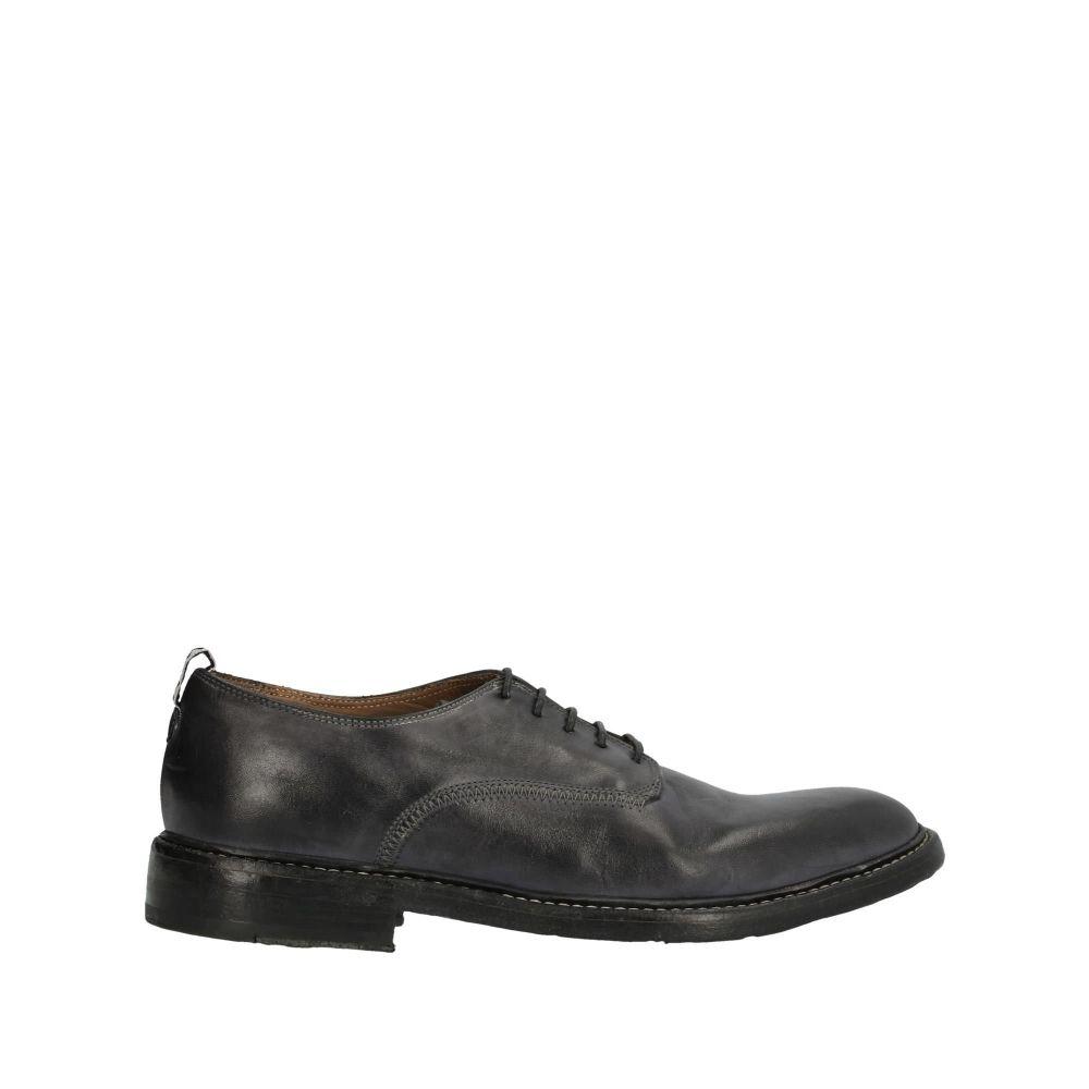 バラクーダ BARRACUDA メンズ シューズ・靴 【laced shoes】Dark blue