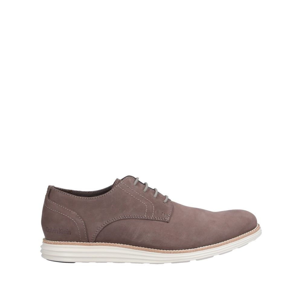 カルバンクライン CALVIN KLEIN JEANS メンズ シューズ・靴 【laced shoes】Light brown