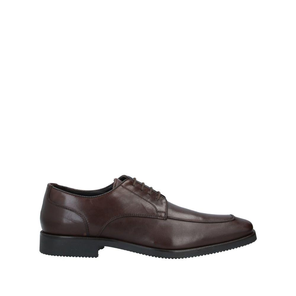 ブルーノ マリ BRUNO MAGLI メンズ シューズ・靴 【laced shoes】Dark brown