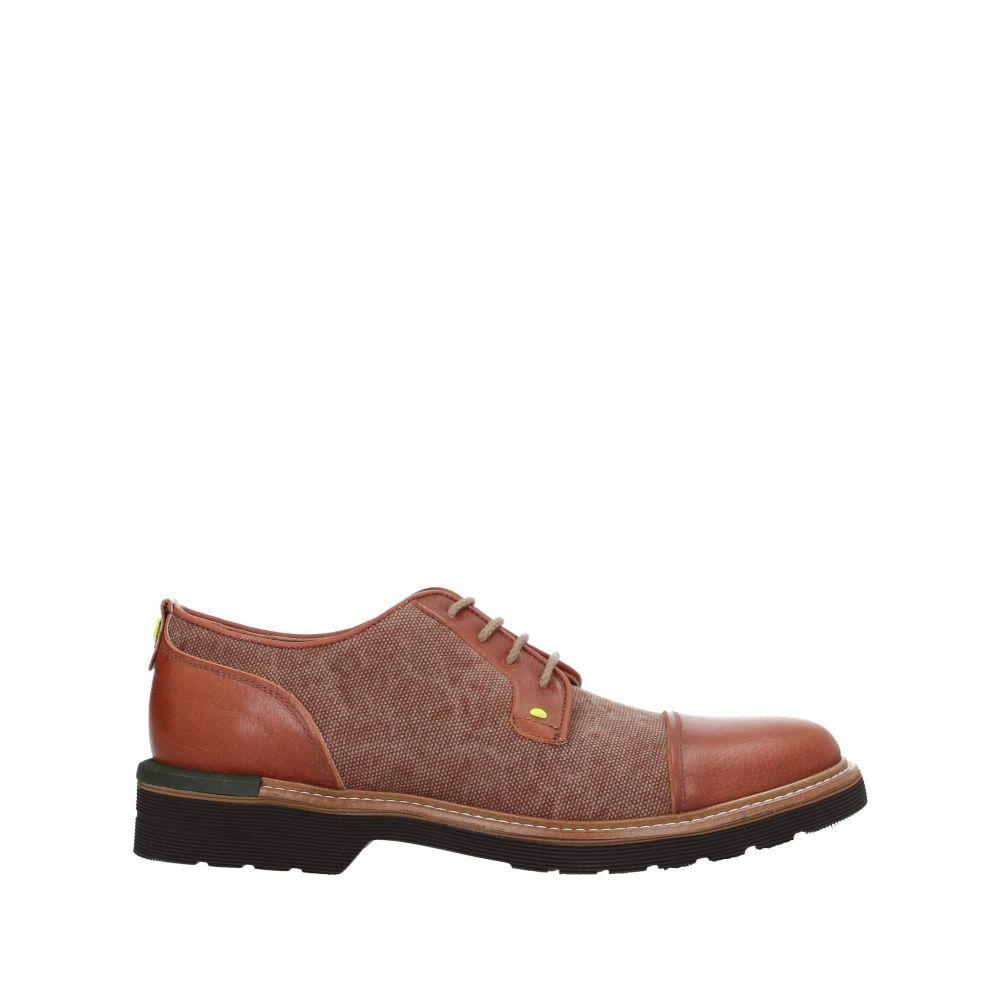 ブリマート BRIMARTS メンズ シューズ・靴 【laced shoes】Brown