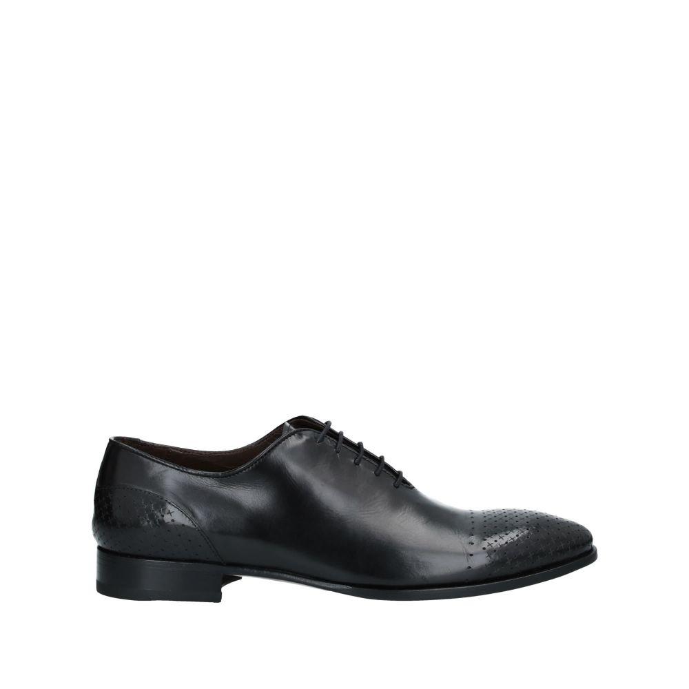 カルピエッレ CALPIERRE メンズ シューズ・靴 【laced shoes】Black