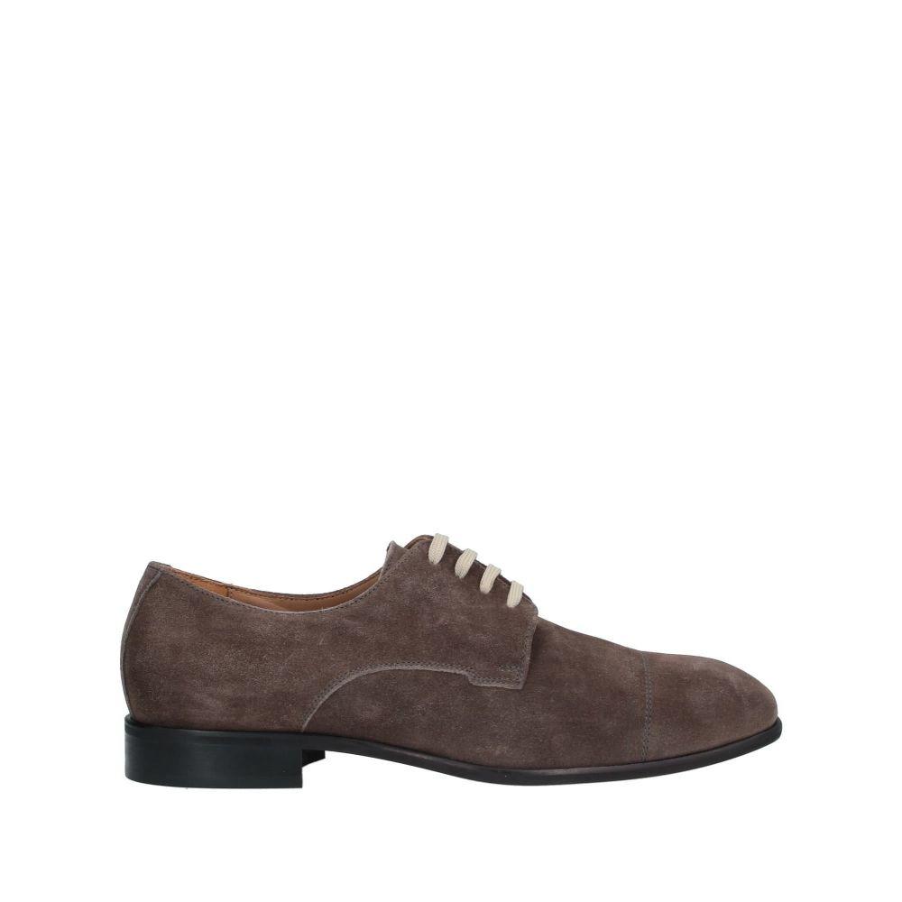 ブルーノ マリ BRUNO MAGLI メンズ シューズ・靴 【laced shoes】Dark blue