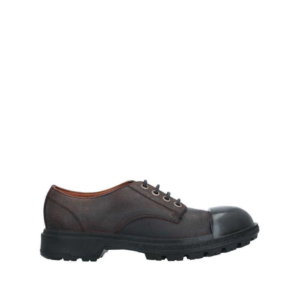 ペッツォール 1951 PEZZOL 1951 メンズ シューズ・靴 【laced shoes】Dark brown