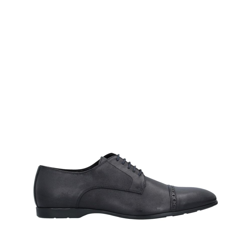 ファビアーノ リッチ FABIANO RICCI メンズ シューズ・靴 【laced shoes】Dark blue