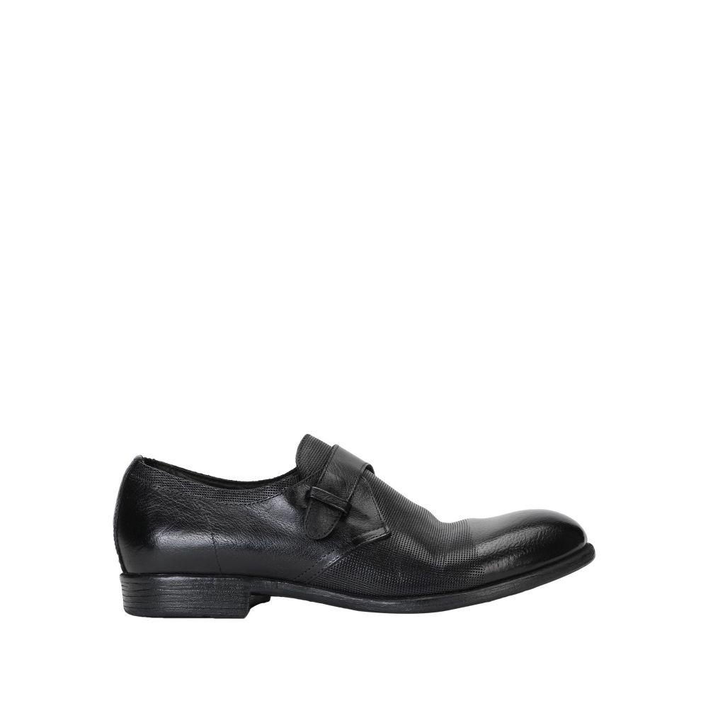 ハンドレッド 100 メンズ シューズ・靴 ローファー Black 【サイズ交換無料】 ハンドレッド 100 HUNDRED 100 メンズ ローファー シューズ・靴【loafers】Black
