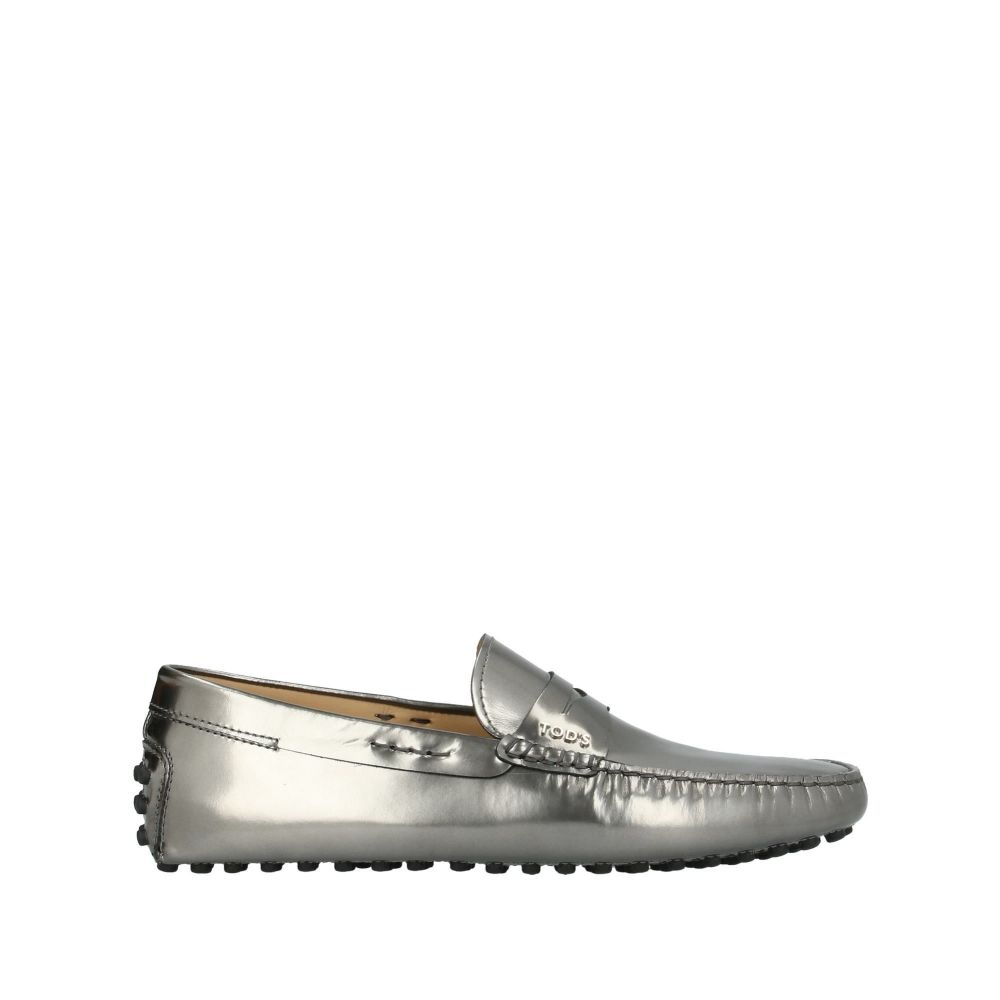 トッズ メンズ シューズ 靴 無料 ローファー サイズ交換無料 Lead loafers 本日の目玉 TOD'S