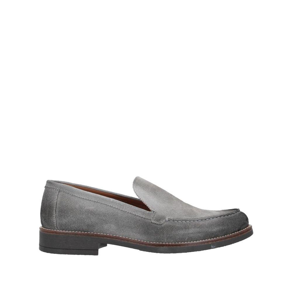 スノッブス メンズ シューズ・靴 ローファー Grey 【サイズ交換無料】 スノッブス SNOBS メンズ ローファー シューズ・靴【loafers】Grey