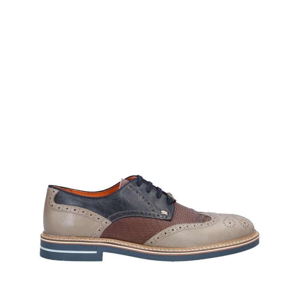 アンビシャス AMBITIOUS メンズ シューズ・靴 【laced shoes】Dark brown