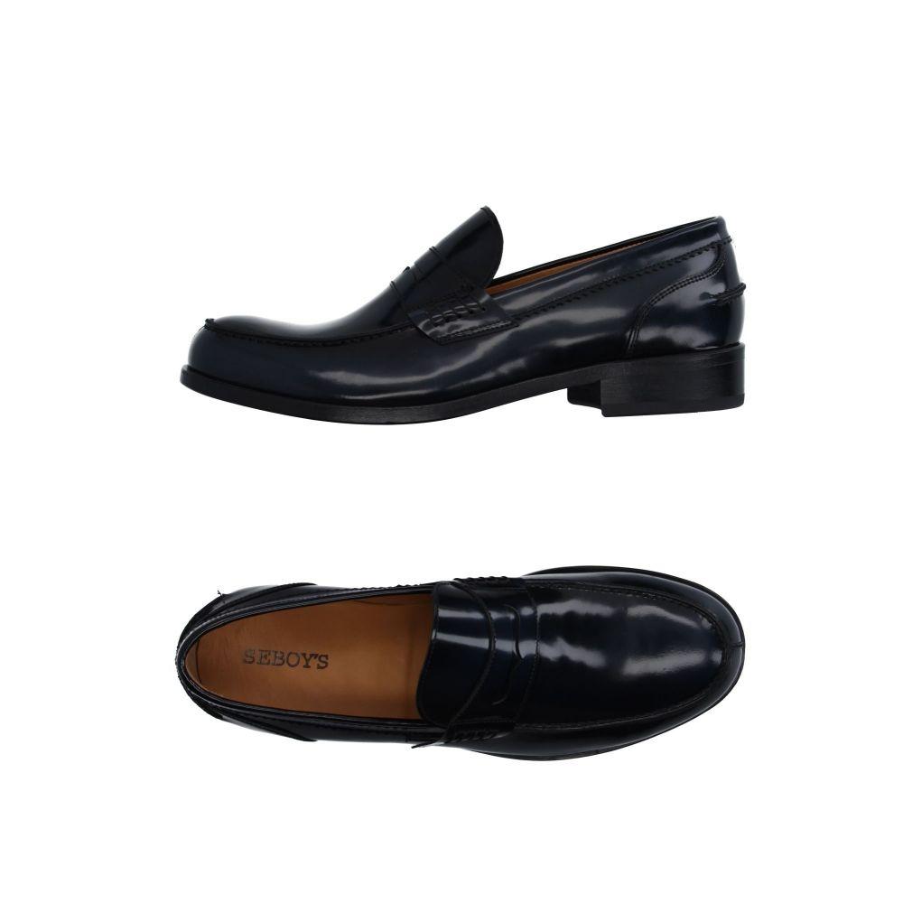 セボーイズ SEBOY'S メンズ ローファー シューズ・靴【loafers】Black