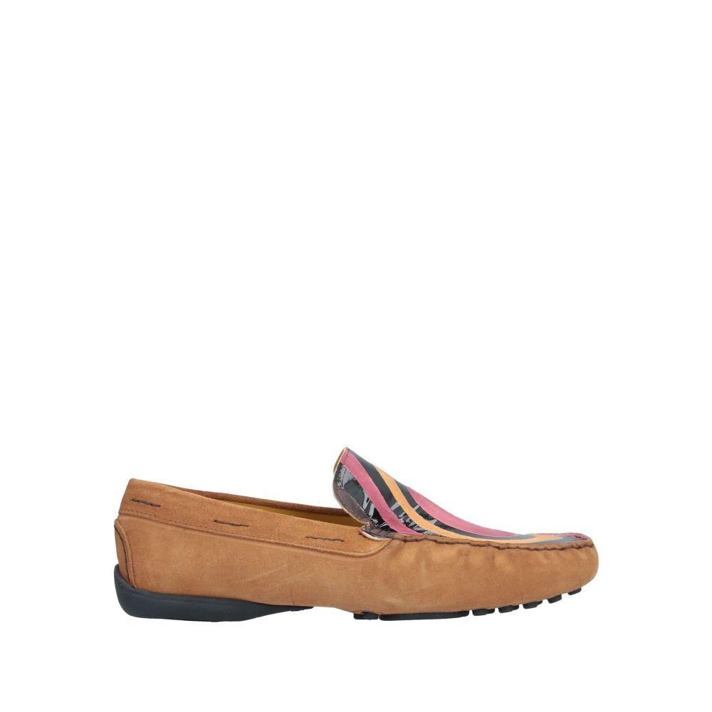 アルベルト ガルディアーニ メンズ シューズ・靴 ローファー Camel 【サイズ交換無料】 アルベルト ガルディアーニ ALBERTO GUARDIANI メンズ ローファー シューズ・靴【loafers】Camel