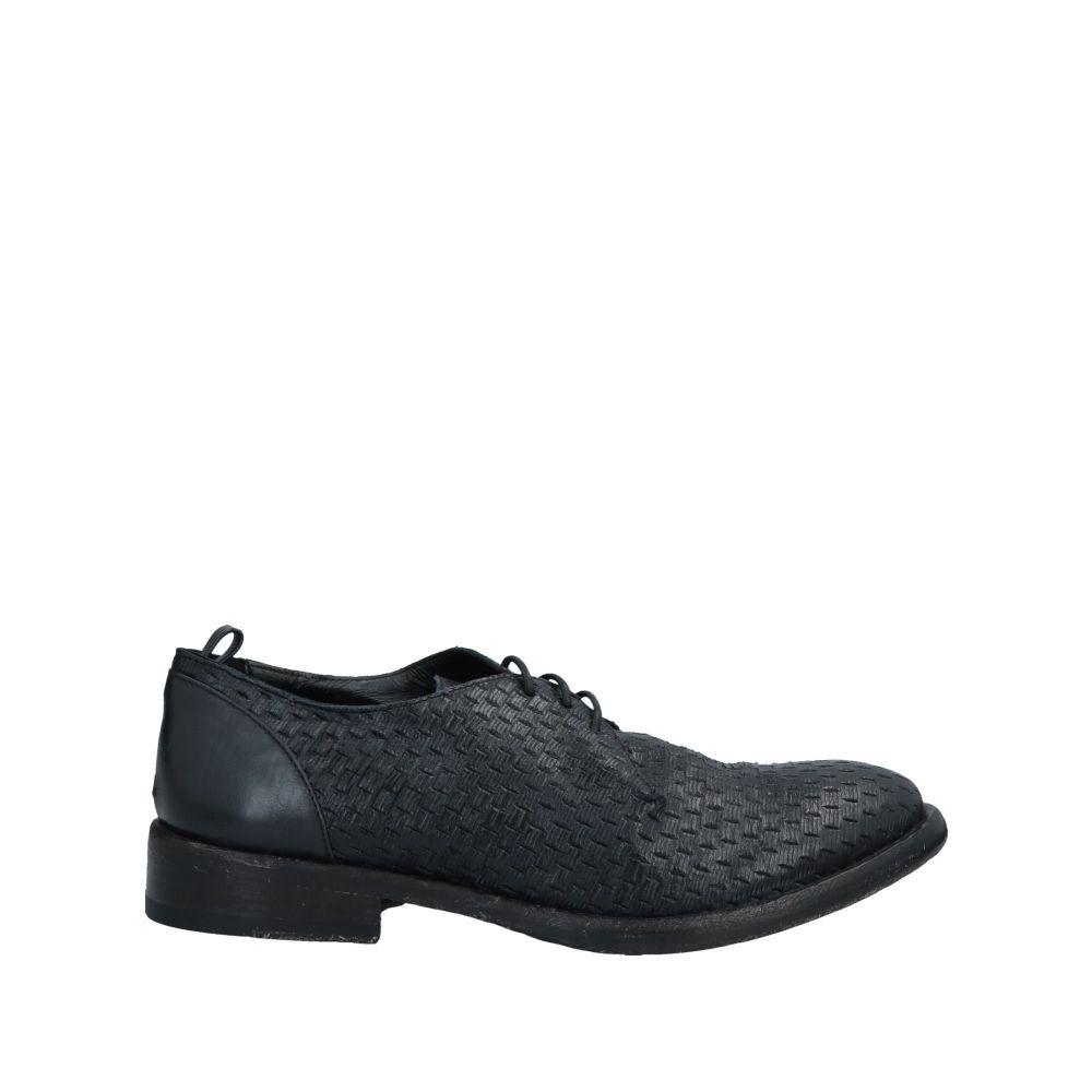アーネストドラーニ ERNESTO DOLANI メンズ シューズ・靴 【laced shoes】Dark blue